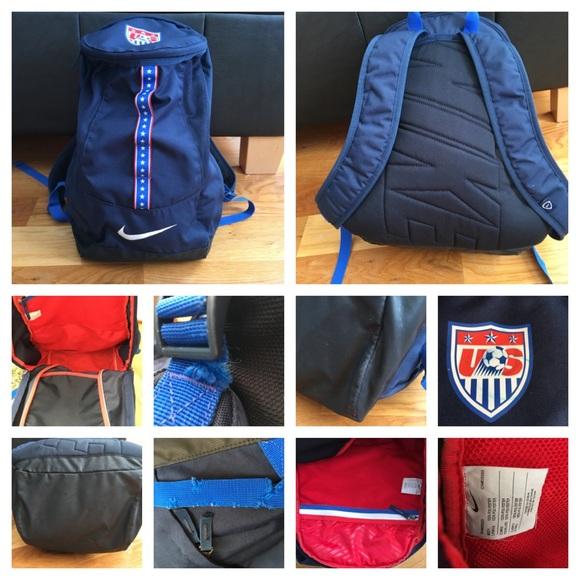 4dc49cdd4 Nike Bags | Usa Soccerbookbag Backpack | Poshmark